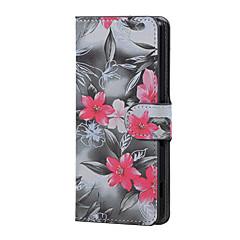 Voor Asus hoesje Kaarthouder / met standaard / Flip / Patroon hoesje Achterkantje hoesje Cartoon Hard PU-leer AsusAsus ZenFone Max