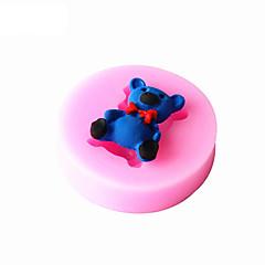 お買い得  ベイキング用品&ガジェット-ベークツール プラスチック DIY ケーキ ケーキ型 1個