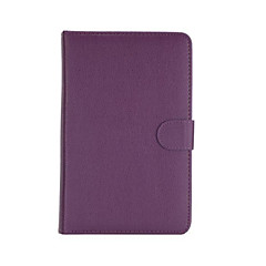 """preiswerte Tablet-Hüllen-PU-Leder Volltonfarbe Tablettenetui mit Tastatur Universell / 7"""" Tablet"""