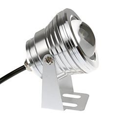 10w 850-950lm sıcak / soğuk beyaz manzara çeşme gölet aydınlatma sualtı ışık lamba led (12v)