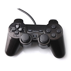 Kontroler DualShock do PS2 (czarny)