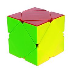 お買い得  マジックキューブ-ルービックキューブ QI YI エイリアン スキューブキューブ スムーズなスピードキューブ マジックキューブ パズルキューブ プロフェッショナルレベル スピード クラシック・タイムレス 子供用 成人 おもちゃ 男の子 女の子 ギフト