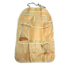 Недорогие Органайзеры для транспортных средств-ziqiao портативный водонепроницаемый мешок спинки автомобиль отделка с карманами автокресло отсека мешок