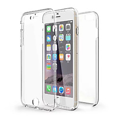 360-Degree All-Inclusive Split TPU Soft Shell for iPhone 6/6s/6plus/6splus