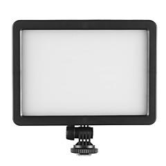 hersmay pc-k128c led lamp voor dv dslr camera vedio camcorder foto 3200K-5600K