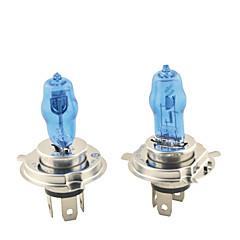 preiswerte HID-Halogenlampen-2pcs H4 Auto Leuchtbirnen 100W 1800lm Halogen Scheinwerfer