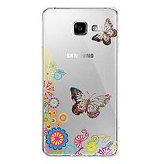 Na Samsung Galaxy Etui Etui Pokrowce Other Etui na tył Kılıf Rysunek Miękkie Poliuretan termoplastyczny na A5