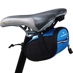 ROSWHEEL CykeltaskeSadeltasker Vandtæt Stødsikker Påførelig Multifunktionel Cykeltaske Polyester Klæde Cykeltaske Cykling