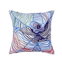 tanie Poduszki-1 szt Poliester Poduszka z wkładem, Wzory graficzne Modern / Contemporary