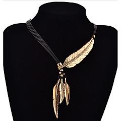 preiswerte Halsketten-Damen Lasso Anhängerketten - versilbert, vergoldet Modisch Silber, Golden Modische Halsketten Für Alltag, Normal