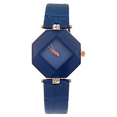 preiswerte Damenuhren-Damen Armbanduhr Armbanduhren für den Alltag Leder Band Charme / Modisch Schwarz / Weiß / Rot / Ein Jahr / Tianqiu 377