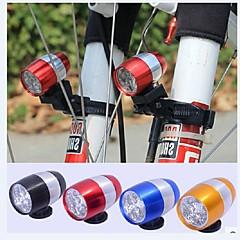 مصابيح أمامية ضوء الدراجة الأمامي ضوء الدراجة الخلفي LED - ركوب الدراجة ضد الماء ضوء LED CR2032 200 شمعة البطارية أخضر