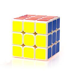 hesapli -Sihirli küp IQ Cube YONG JUN 3*3*3 Pürüzsüz Hız Küp Sihirli Küpler bulmaca küp profesyonel Seviye Hız yarışma Klasik & Zamansız Çocuklar için Yetişkin Oyuncaklar Genç Erkek Genç Kız Hediye