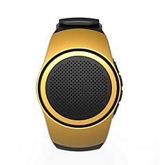 draagbare handsfree bluetooth speaker type kaart horloge