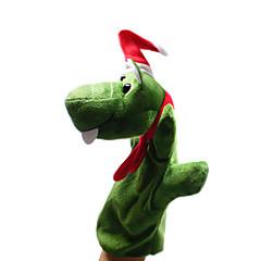 knuffels Vingerpop Speeltjes Eend Dinosaurus Nieuwigheid Jongens Meisjes Stuks