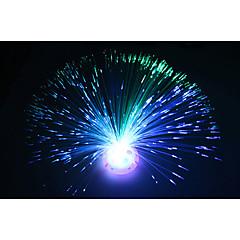 1pcs neue Ankunft Lava Lampe Kinderspielzeug bunte Flash-Faser optische Sternenhimmel Licht Drop Shipping