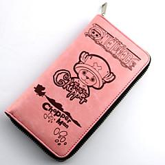 Χαμηλού Κόστους -Τσάντα Εμπνευσμένη από One Piece Tony Tony Chopper Anime Αξεσουάρ για Στολές Ηρώων Τσάντα Δέρμα PU Δέρμα Ανδρικά Γυναικεία