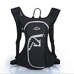 abordables Bolsas para Fitness-12l Ciclismo Mochila / mochila para Deportes recreativos / Viaje / Running Bolsas de Deporte Impermeable / Listo para vestir / Multifuncional Bolsa de Running iPhone 8/7/6S/6 / - Terileno Negro+Gris