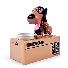 Münz Bank Stealing Coin Bank Geld sparen Fall Piggy Bank Hunde