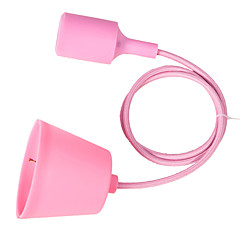 abordables Accesorios LED-YouOKLight 1 pieza E27 Enchufe de la luz El plastico