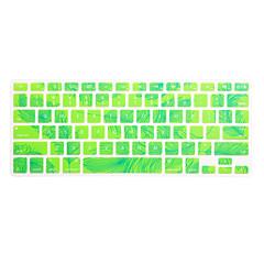 お買い得  MAC 用キーボード カバー-SoliconeKeyboard Cover For13.3 '' / 15.4 '' 網膜とMacBook Proの / MacBook Pro / 網膜とMacbook Airは / MacBook Air