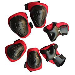 billige Sportspleje-Knæstøtte Albuestøtte Hånd- og håndledsbind for børn Fælles støtte Vibrationsdæmpning Beskyttende Ski Beskyttelsesudstyr Ski Skøjtning