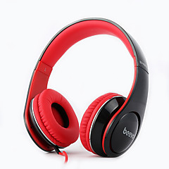 Beevo BV-HM740 Høretelefoner (Pandebånd)ForMedie Player/Tablet / Mobiltelefon / ComputerWithMed Mikrofon / DJ / Lydstyrke Kontrol /