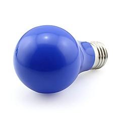 E27 led világító buborék izzók 5w 450-500lm meleg fehér / hideg fehér / piros / kék / zöld ac 100-240v (1db)
