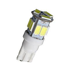 Недорогие Освещение салона авто-SO.K 10 шт. T10 Автомобиль Лампы SMD 5730 300 lm 11 Внутреннее освещение