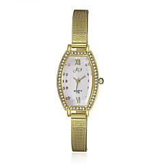Da donna Orologio elegante Orologio alla moda Quarzo / Lega Banda Vintage Casual Oro