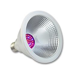 preiswerte LED-Birnen-1pc 400lm E26 / E27 Wachsende Glühbirne PAR38 36 LED-Perlen SMD 3020 Wasserfest Rosa 100-240V 220-240V