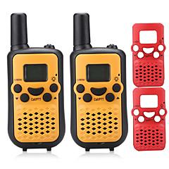 お買い得  トランシーバー-T899C トランシーバー ハンドヘルド VOX 暗号化 CTCSS/CDCSS LCD スキャン 監視 3KM-5KM 3KM-5KM 8 AAA 0.5W トランシーバー 双方向ラジオ