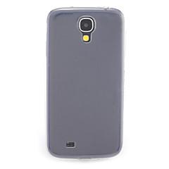 abordables Galaxy S6 Carcasas / Fundas-Funda Para Samsung Galaxy Samsung Galaxy S7 Edge Transparente Funda Trasera Un Color TPU para S7 edge plus / S7 edge / S7
