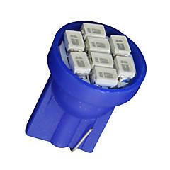 20x de ultra azul cunha T10 W5W 192 194 168 8-SMD LED lâmpadas avaliar instrumento luz