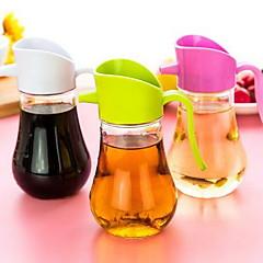 1 Cocina Vidrio Jarra de aceite