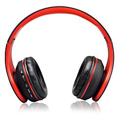 abordables Auriculares para Videojuegos-Kubite KUBT STN-818 Sin Cable Auriculares El plastico Teléfono Móvil Auricular Con control de volumen / Con Micrófono / Aislamiento de