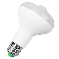 preiswerte LED-Birnen-1pc 9 W 900 lm B22 / E26 / E27 Smart LED Glühlampen 9 LED-Perlen SMD 5730 Sensor / Infrarot-Sensor Warmes Weiß 85-265 V / 1 Stück / RoHs
