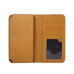 На все тело бумажник / Визитница / кувырок Однотонные Искусственная кожа жесткий Для крышки случая Universal Other