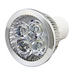 3.5 GU10 LED Spotlight MR16 4LED High Power LED 400-500lm Warm White Cold White 2700K/6500K Decorative AC 85-265V