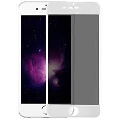 Недорогие Защитные пленки для iPhone 6s / 6-Защитная плёнка для экрана для Apple iPhone 6s / iPhone 6s / 6 / iPhone 6 Закаленное стекло 1 ед. Защитная пленка для экрана Уровень защиты 9H / 2.5D закругленные углы