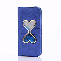 Недорогие Кейсы для iPhone 6-Кейс для Назначение Apple iPhone 8 / iPhone 8 Plus / iPhone 7 Кошелек / Бумажник для карт / со стендом Чехол Однотонный Твердый Кожа PU для iPhone 8 Pluss / iPhone 8 / iPhone 7 Plus