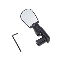 Cycling Handlebar Rear View Mirror Reflective Safety Flat Mountain Road MTB Bicycle Rearview Mirror Bike Accessories