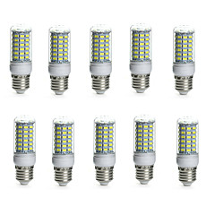 cheap LED Bulbs-E14 G9 GU10 B22 E26/E27 LED Corn Lights Tube 69 SMD 5730 850-950 lm Warm White Cold White 3000/6000 K Waterproof Decorative AC 220-240 AC 10pcs
