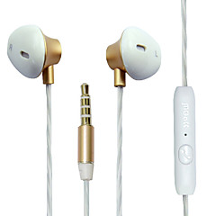 Magcc M8 EARBUD Przewodowy/a Słuchawki Dynamiczny Telefon komórkowy Słuchawka z mikrofonem Zestaw słuchawkowy