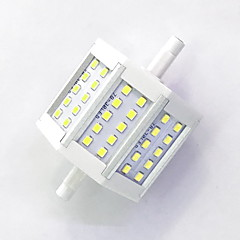 R7S LED Corn Lights T 30LED SMD 2835 680LM-800lm Warm White Cold White Decorative AC 85-265V