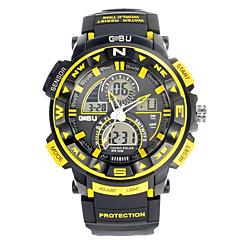 voordelige Herenhorloges-Heren Sporthorloge Militair horloge Smart horloge Modieus horloge Polshorloge Digitaal Japanse quartz Chronograaf Waterbestendig LED s