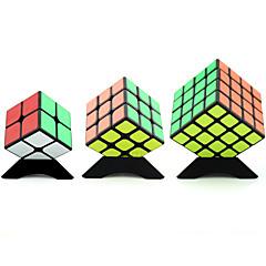 お買い得  マジックキューブ-マジックキューブ IQキューブ YONG JUN 3*3*3 4*4*4 2*2 スムーズなスピードキューブ マジックキューブ 知育玩具 パズルキューブ プロフェッショナルレベル スピード クラシック・タイムレス 子供用 成人 おもちゃ 男の子 女の子 ギフト