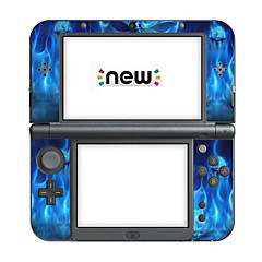 cheap Nintendo 3DS Accessories-NEW 3DS LL Console Protective Sticker Cover Skin Controller Skin Sticker