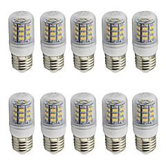 お買い得  LED 電球-4 E26/E27 LEDコーン型電球 T 48 SMD 2835 280 lm 温白色 / クールホワイト 装飾用 AC 85-265 / 9-30 V 10個
