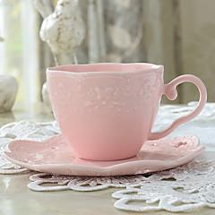 abordables Tazas y vasos-Vajilla de Uso Habitual / Novedad en Vajillas / Tazas de Café 1 Cerámica, - Alta calidad